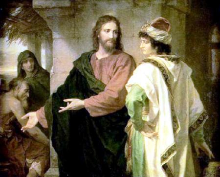 Jesus rich ruler